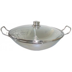 Vok za steklokeramične plošče HZ390090