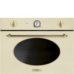 Vgr. Mikrovalovna pečica SMEG SF4800MPO