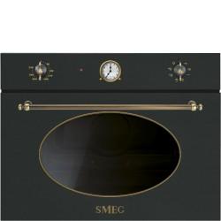Vgr. Mikrovalovna pečica SMEG SF4800MAO