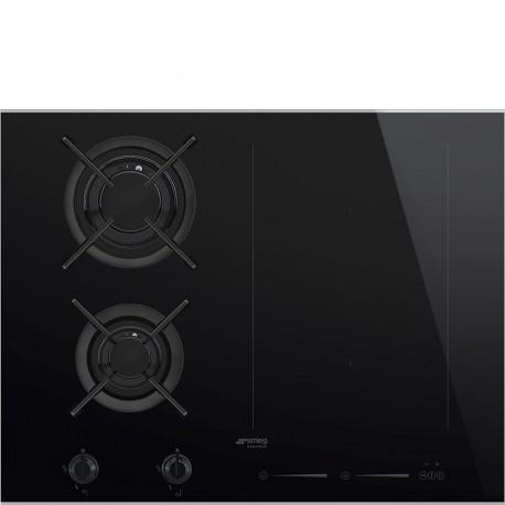 Kombinirana kuhalna plošča SMEG PM6912WLDR