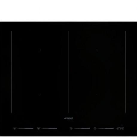 Indukcijska kuhalna plošča SMEG SIM693WLDR