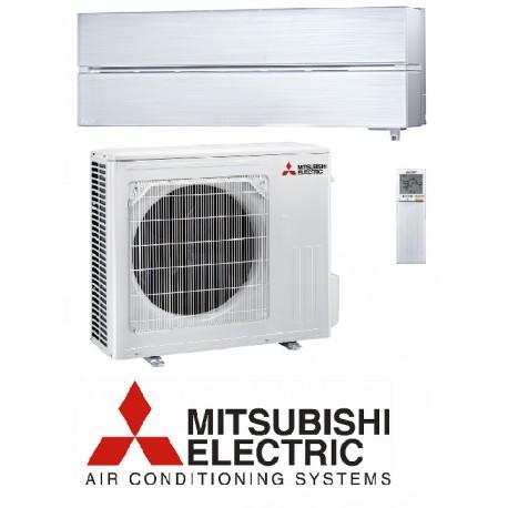 Klimatska naprava MITSUBISHI MSZ-LN50VGV/MUZ-LN50VG + montaža na ključ z nosilnimi konzolami