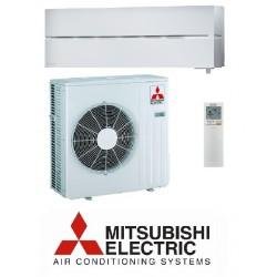 Klimatska naprava MITSUBISHI MSZ-LN60VGW/MUZ-LN60VG + montaža na ključ z nosilnimi konzolami