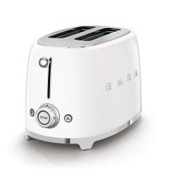 Toaster SMEG TSF01WHEU