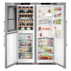Kombiniran hladilnik LIEBHERR SBSes8486
