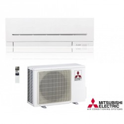 Klimatska naprava MITSUBISHI MSZ-AP20VGK/MUZ-AP20VG + montaža na ključ z nosilnimi konzolami!