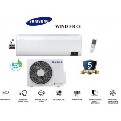 Klimatska naprava SAMSUNG AR24TXEAAWKNEU/AR24TXEAAWKXEU  WIND-FREE AVANT + montaža na ključ z nosilnimi konzolami!