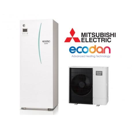 Toplotna črpalka MITSUBISHI ECODAN PUHZ-SW75VAA + ERST20C-VM2D