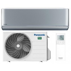 PANASONIC klimatska naprava ETHEREA CS-XZ25XKEW/CU-Z25XKE + montaža na ključ z nosilnimi konzolami!